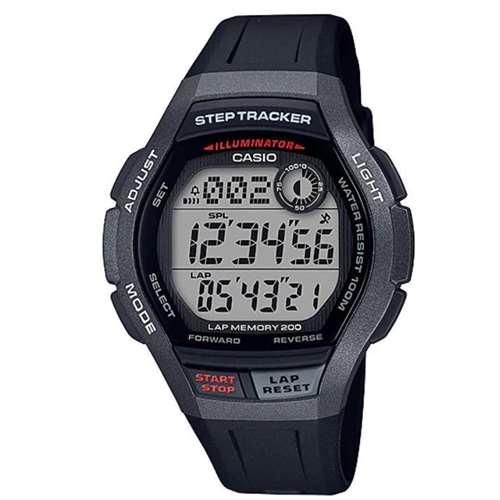 Часы наручные Casio Sports WS-2000H-1AVEF 000100923