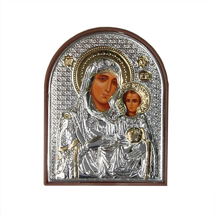 Икона Иерусалимская, 58х75мм 000061969