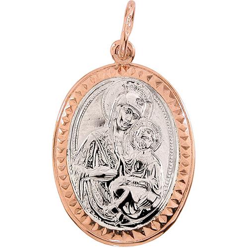 Золотая ладанка Пресвятая дева с младенцем 000046168 000046168