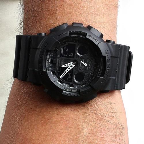 Часы наручные Casio G-shock GA-100-1A1ER 000083092