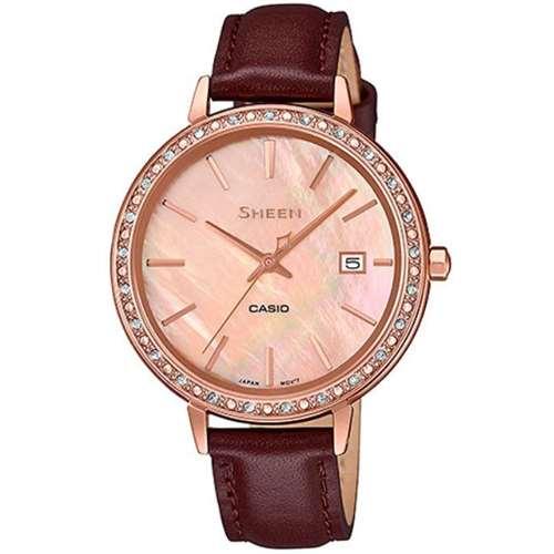 Часы наручные Casio Sheen SHE-4052PGL-4AUEF 000100919