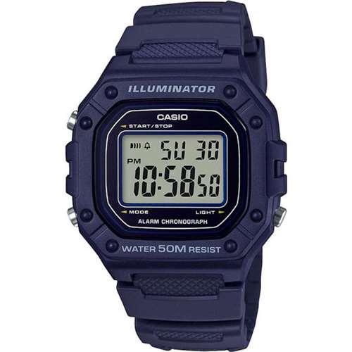 Часы наручные Casio W-218H-2AVEF 000087443