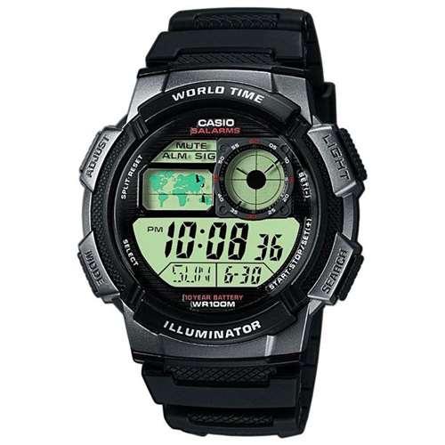 Часы наручные Casio AE-1000W-1BVEF 000083098