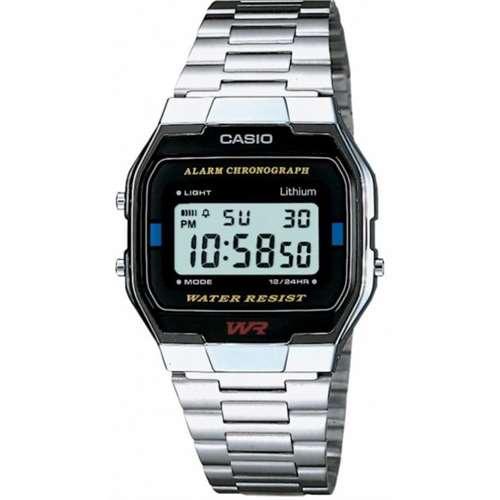 Часы наручные Casio A163WA-1QES 000087636