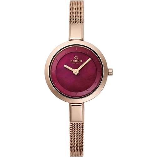 Часы наручные Obaku V129LXVQMV 000085658
