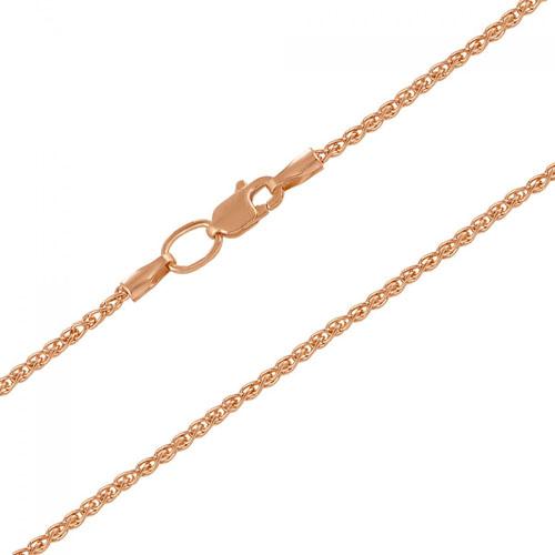 Золотая цепочка Андромеда в красном цвете 6968/2