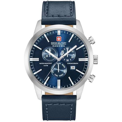 Часы наручные Swiss Military-Hanowa 06-4308.04.003 000086328