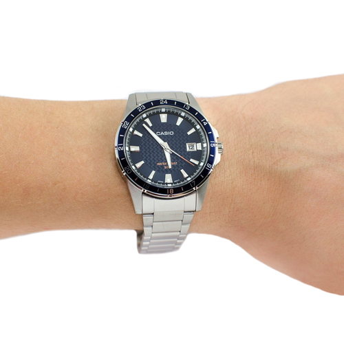 Часы наручные Casio MTP-1290D-2AVEF 000083037