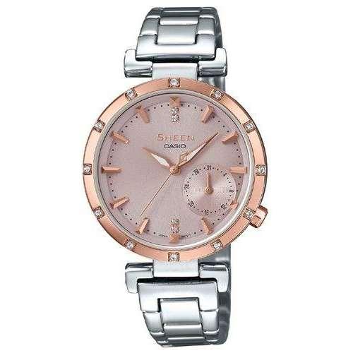 Часы наручные Casio Sheen SHE-4051SG-4AUER 000100075
