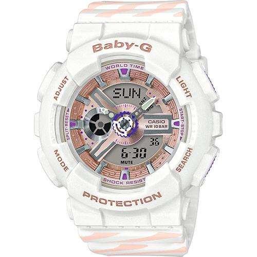 Часы наручные Casio Baby-g BA-110CH-7AER 000086822 000086822