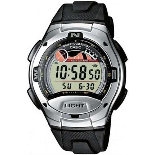 Часы наручные Casio W-753D-1AVES 000087526