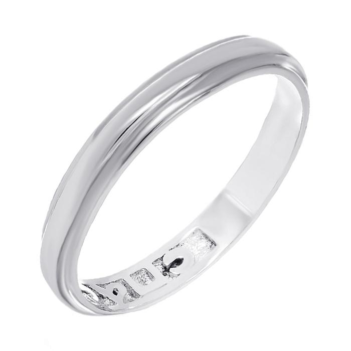 Кольцо из серебра Священные слова 000030891