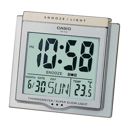 Часы настольные Casio DQ-750-8ER 000082939
