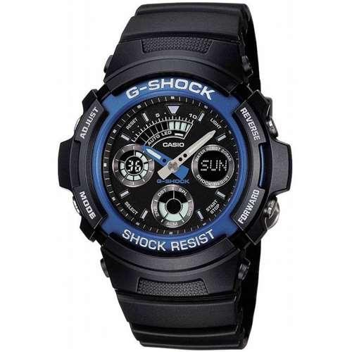 Часы наручные Casio G-shock AW-591-2AER 000082993