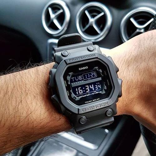 Часы наручные Casio G-shock GX-56BB-1ER 000087522