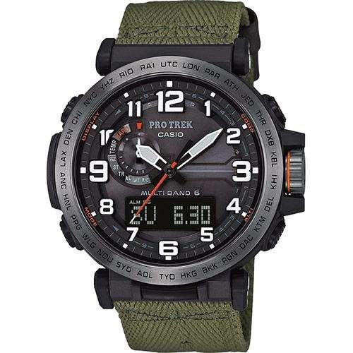 Часы наручные Casio Pro trek PRW-6600YB-3ER 000087045