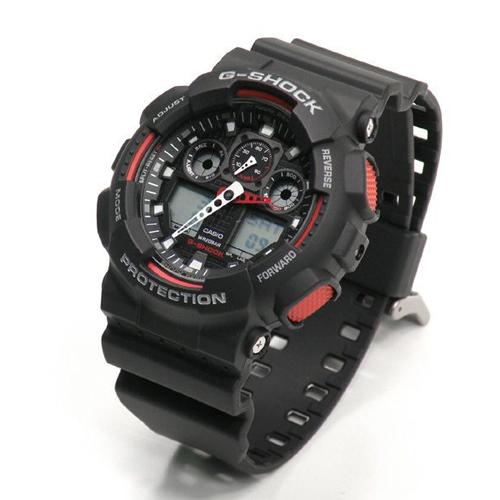 Часы наручные Casio G-shock GA-100-1A4ER 000082863