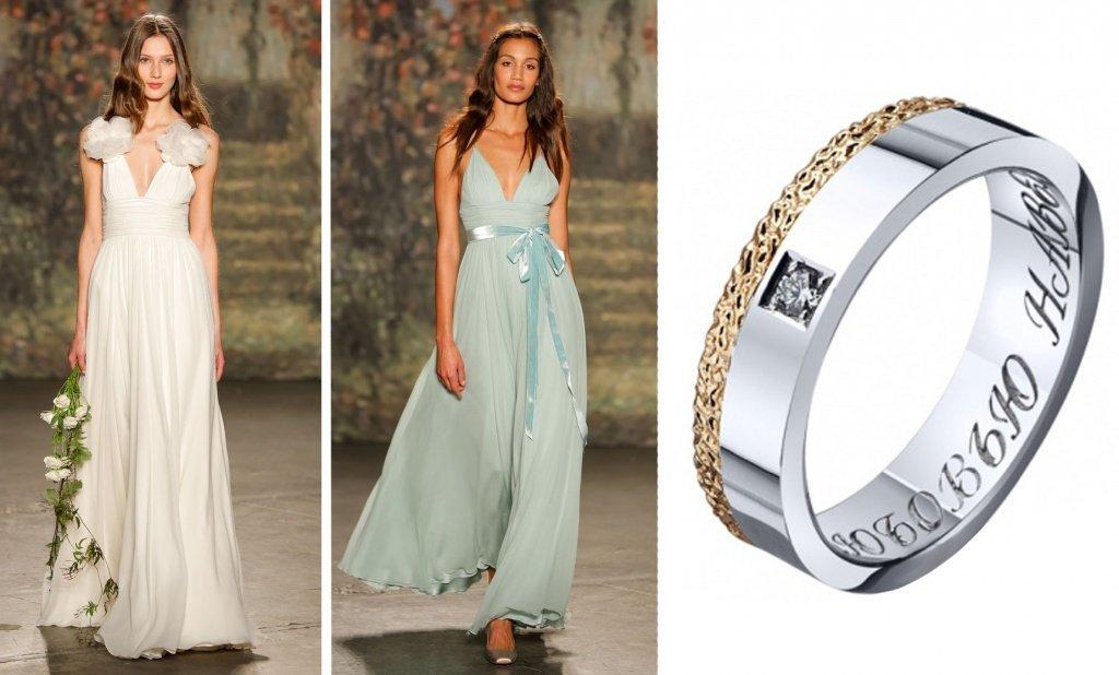 Свадебные платья от Jenny Packham