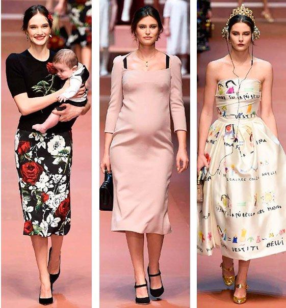 Dolce & Gabbana 2015-2016 осень/зима