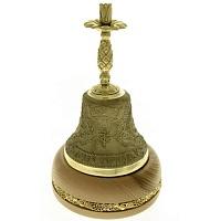 Колокольчик из бронзы