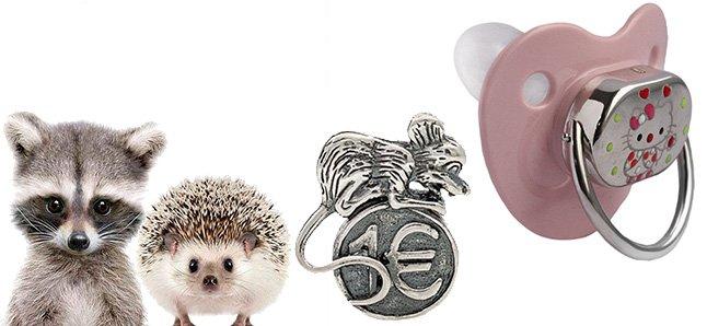 Сувениры с изображением животных