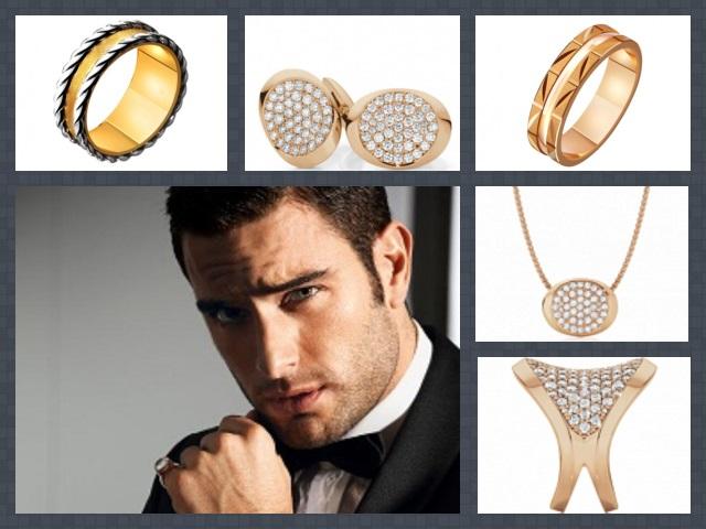 Мужские ювелирные изделия из золота