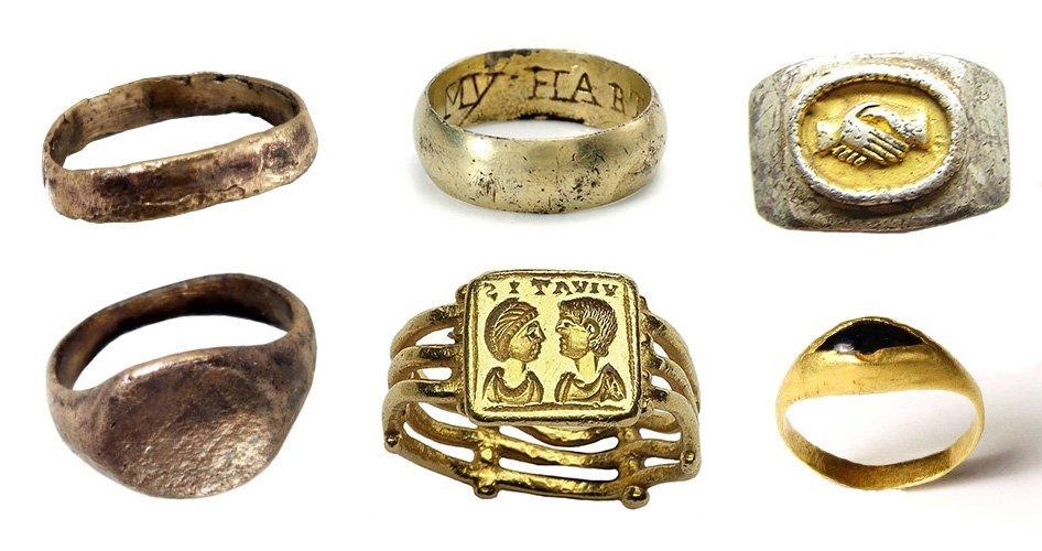 Обручальные кольца история