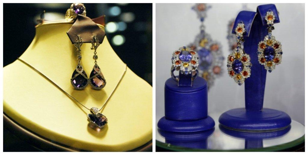 Стильные ювелирные украшения