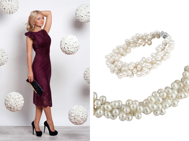 Набор с ожерельем Миатрина