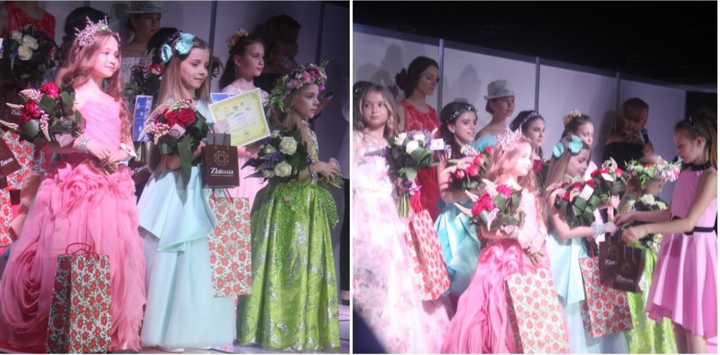 Финал конкурса красоты