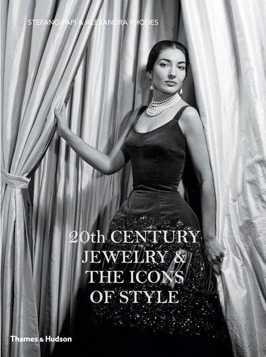 Книга Стефано Папи 20th Century. Jewels i Icons of Style
