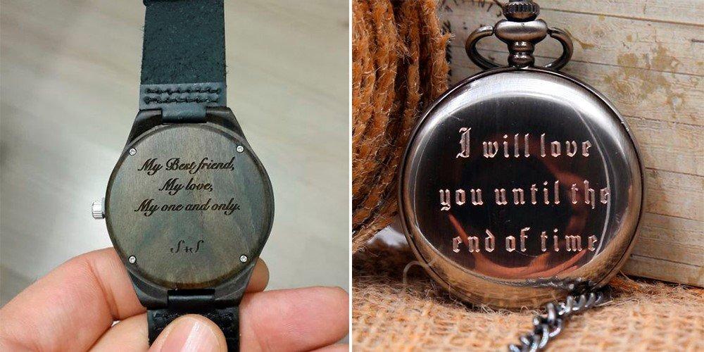 Подарок часы от любимой 630