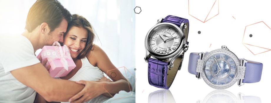 Наручные часы — выбираем подарок в Zlato.ua!