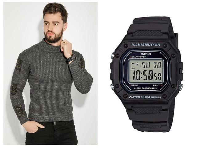 Мужские часы Casio