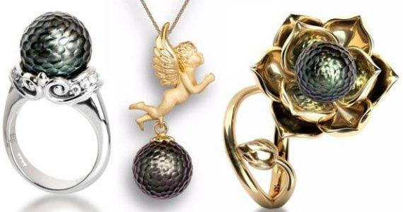 Ювелирные украшения от бренда Galatea