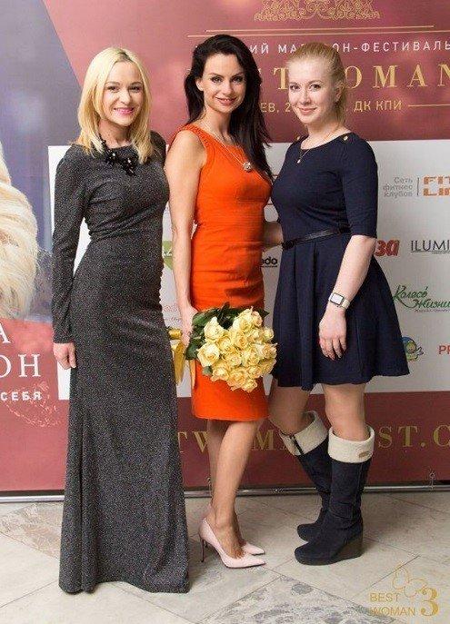 Светлана Керимова спикер на Фестивале Best Woman 3
