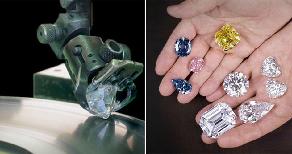 Шлифовальный станок для блилиантов