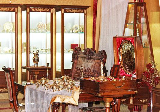 Магазин ювелирного дома Agat