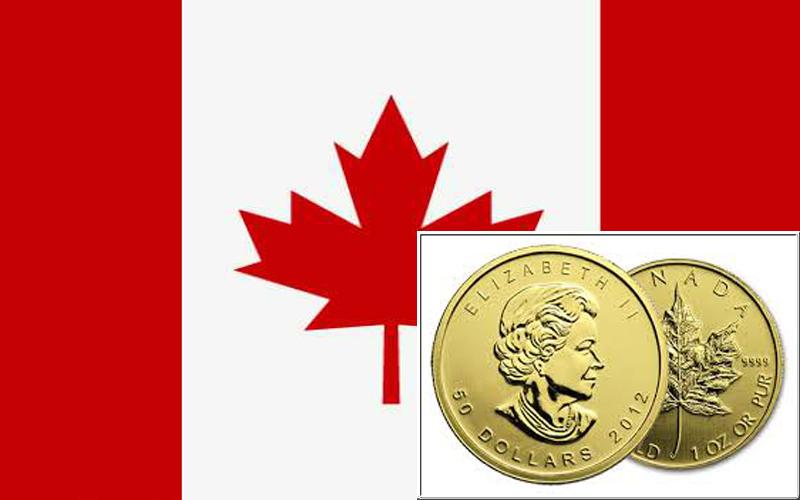Maple Leaf Gold Coin - инвестиционная монета Канады
