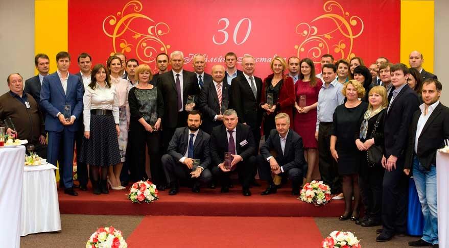 Участники выставки Ювелир Экспо Украина