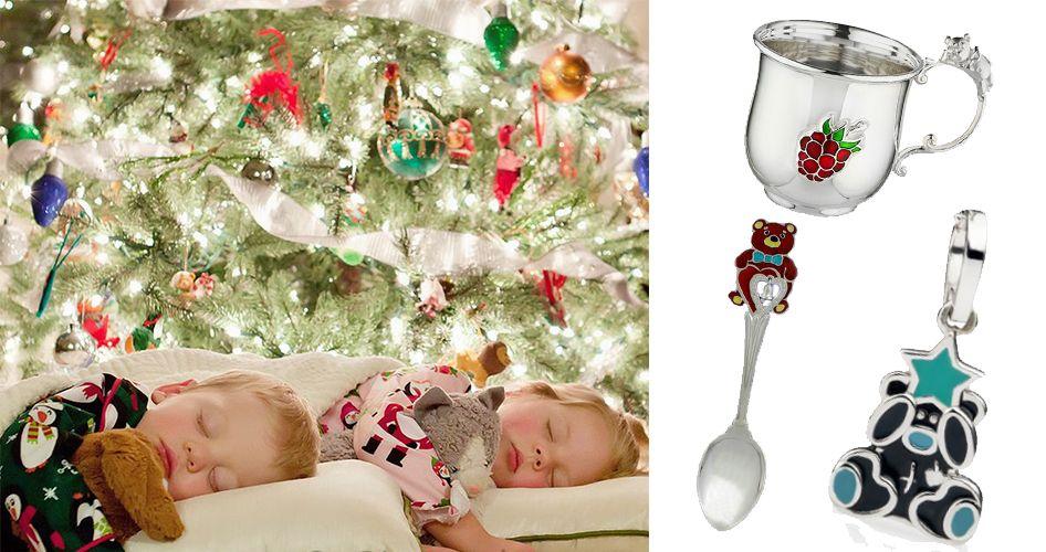 Ювелирные подарки для детей
