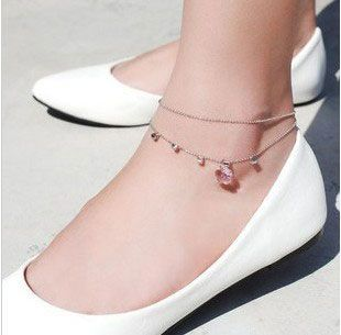 Купить браслет на ногу