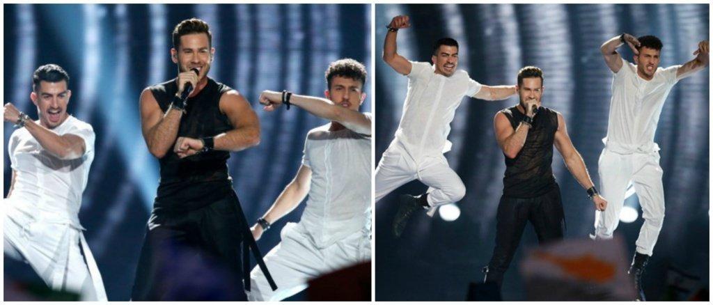 Имри Зив на Евровидении в Киеве