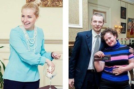 Розыгрыш и обладательница денежного сертификата от Zlato.ua