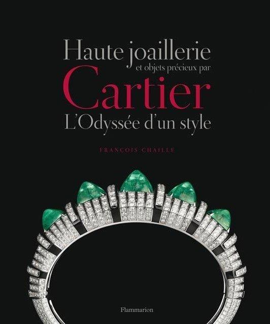 Книга Франсуа Шайе «Картье: Одиссея стиля»