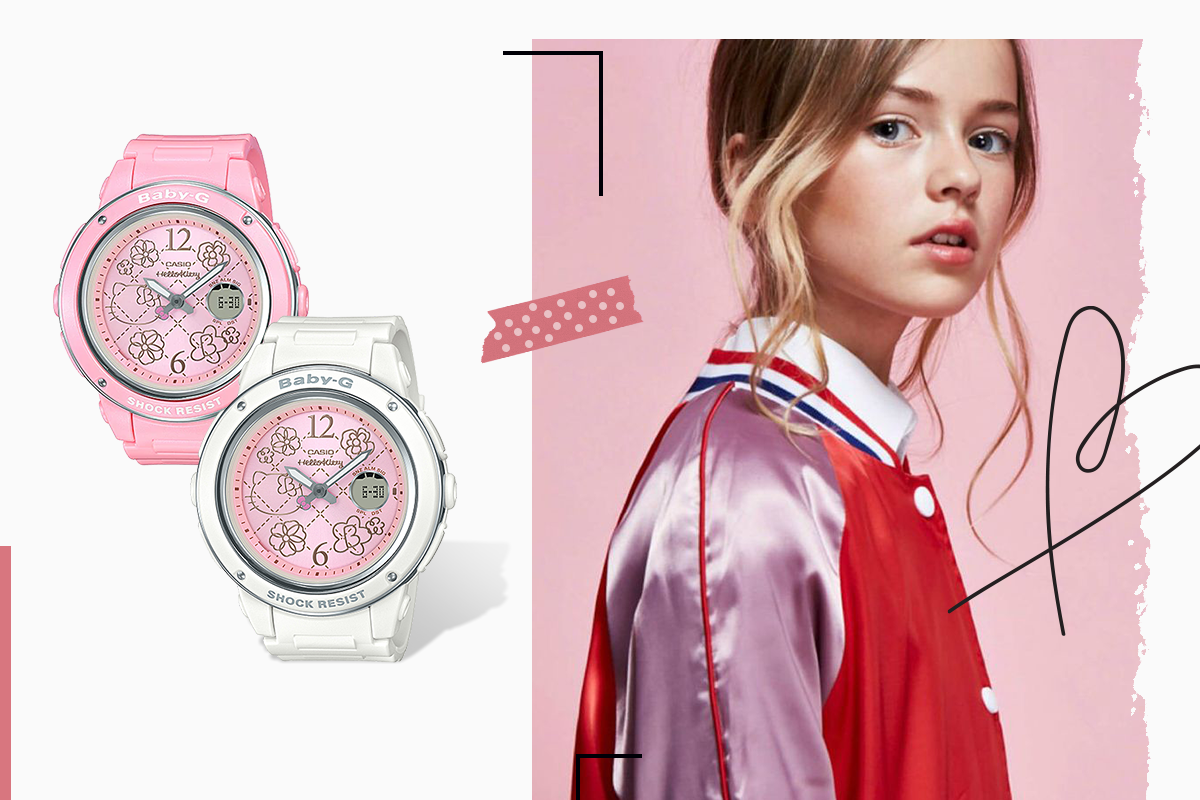 Часы Casio Hello Kitty