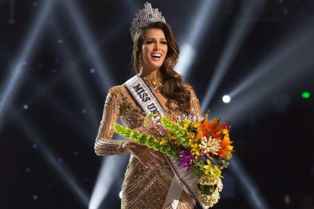 Мисс Вселенная 2017 из Франции