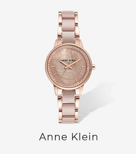 Часы Anne Klein - лучший подарок для девушки на 14 февраля в ювелирном магазине Злато юа