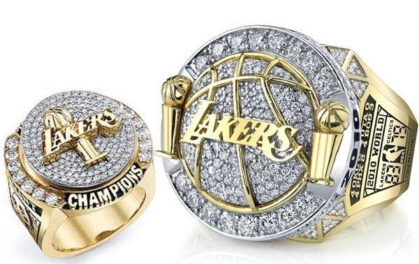 Талисман баскетбольной команды Lakers