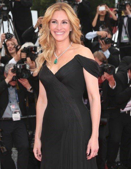 Джулия Робертс на кинофестивале в Каннах